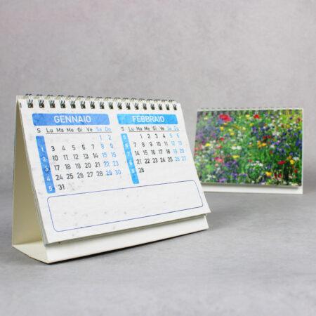 Greendays - calendario in carta semi